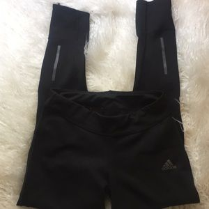 Adidas Climalite Leggings size Small Black